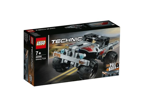 42094 LEGO® Technic Raupenlader:   Baue die ultimative Mehrzweck-Baumaschine – den LEGO®Technic Raupenlader. D