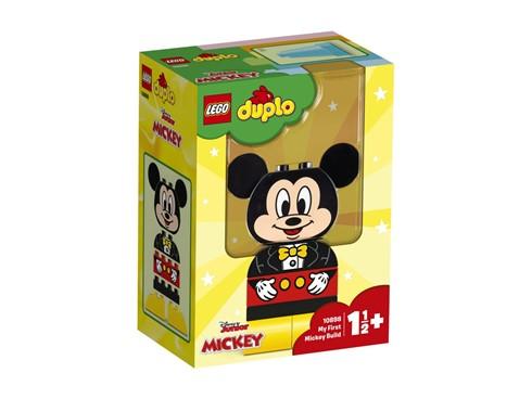 """10898 LEGO® DUPLO® Meine erste Micky Maus:   Mit dem Set """"Meine erste MickyMaus"""" können Kleinkinder ihre Lieblings-Disne"""