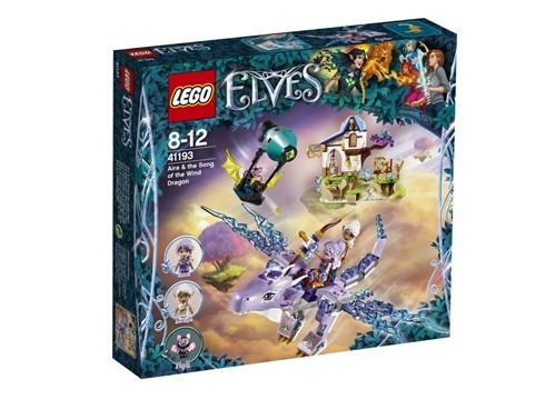 41193 LEGO® Elves Aira und das Lied des Winddrachen*:   Triff dich mit Aira und Lumia an der Musikschule auf der schwebenden Insel,