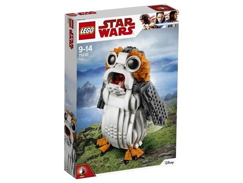 75230 LEGO® Star Wars™ Porg™:   Hol dir mit dem LEGO®Star WarsPorg™ (75230) einen unverwechselbaren Charak