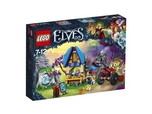 41182 LEGO® Elves Die Gefangennahme von Sophie Jones:   Schleiche dich mit Sophie Jones, der kleinen Schwester von Emily Jones, durc