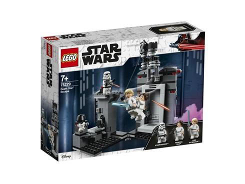 75229 LEGO® Star Wars™ Flucht vom Todesstern™:   Hilf Luke Skywalker und Prinzessin Leia bei der waghalsigen Flucht vom Todes