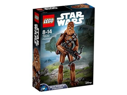 75530 LEGO® Star Wars™ 75530 CHEWBACCA™*:   Stürze dich mit dem beliebtesten Wookiee aller Zeiten namens Chewbacca ins G