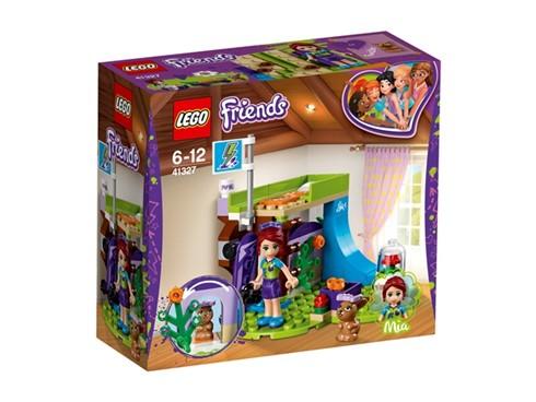 41327 LEGO® Friends Mias Zimmer*: Klettere hinauf in Mias Baumhaus und ruf mit ihr zusammen mit dem Walkie-Talkie
