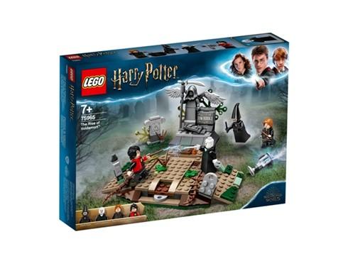 """75965 - LEGO® Harry Potter™ -:   Mit dem Set """"Der Aufstieg von Voldemort™"""" (75965) liegen Magie, Abenteuer un"""