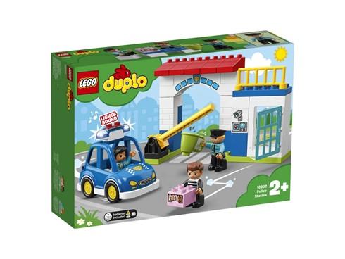 10902 LEGO® DUPLO® Polizeistation:   Mit LEGO®DUPLO®Stadt – einer wiedererkennbaren Welt mit modernen LEGO DUPL