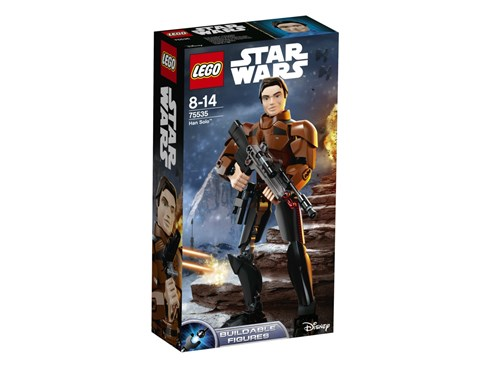 75535 LEGO® Star Wars™*:   Diese baubare und äußerst bewegliche LEGO® Star Wars Figur lässt dich aufreg