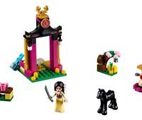 41151 LEGO® Disney Mulans Training*: Hilf Mulan, das Schwert ihres Vaters im Familientempel zu finden, damit sie sein