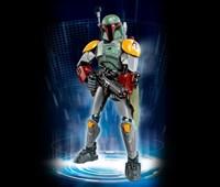 75533 LEGO® Star Wars™ Boba Fett™:   Bring den Kopfgeldjäger Boba Fett in Action-Pose und stürz dich in Aktion! S
