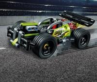 42072 LEGO® Technic ZACK!:   Die Startvorbereitungen für den superschnellen LEGO® Technic ZACK! können lo