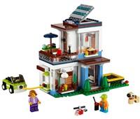 31068 LEGO® Creator Modernes Zuhause*:   Baue das wunderschöne Moderne Zuhause. Das 3-in-1-Modell verfügt über ein pe