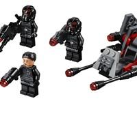 75226 LEGO® Star Wars™ Inferno Squad™ Battle Pack:   Geh mit Iden Versio und den Inferno Squad Agents auf Patrouille! Setz Iden V