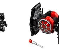 75194 LEGO® Star Wars™ First Order TIE Fighter™ Microfighter:   Stell mit dem superschnellen First Order TIE Fighter Microfighter dem Widers