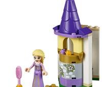 41163 LEGO® Disney Rapunzels kleiner Turm:   Spiele das Leben der DisneyPrinzessin Rapunzel in ihrem Schlossturm nach. Ö