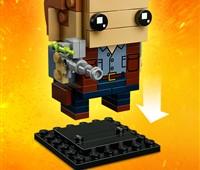 """41614 LEGO® Brickheadz Owen und Blue*:   Die Baufiguren aus dem LEGO® BrickHeadz™ Doppelpack """"Owen und Blue"""" (41614)"""