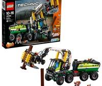 42080 LEGO® Technic Harvester-Forstmaschine:   Erlebe die unfassbare Power der LEGO® Technic Harvester-Forstmaschine (42080