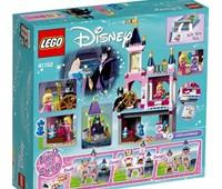 41152 LEGO® Disney Dornröschens Märchenschloss*: Spiele nach, wie Prinzessin Aurora, die gute Fee und das Häschen zusammenleben.