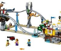 31084 LEGO® Creator Piraten-Achterbahn:   Halte dich gut fest und mach dich bereit für eine wilde Fahrt mit dem LEGO®