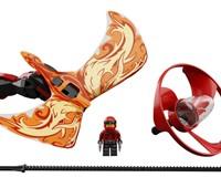 70647 LEGO® NINJAGO Drachenmeister Kai*:   Steige mit dem Flieger aus dem LEGO® NINJAGO® Set Drachenmeister Kai (70647)