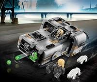 """75210 LEGO® Star Wars™ Moloch´s Landspeeder*:   Stell mit dem LEGO® Star Wars Set """"Moloch's Landspeeder"""" die spannenden Acti"""