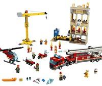 60216 LEGO® City Feuerwehr in der Stadt:   Schnapp dir deine Feuerwehrausrüstung – es ist Zeit für einen mutigen Einsat
