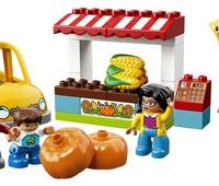 10867 LEGO® DUPLO® Bauernmarkt:   Mit LEGO® DUPLO® Stadt – einer wiedererkennbaren Welt mit modernen LEGO DUPL
