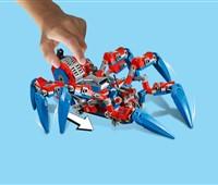 76114 - LEGO® Marvel Super Heroes™ - Spider-Mans Spinnenkrabbler:   Verbünde dich mit Spider-Man und Spider-Man 2099 im LEGO® Marvel Spider-Man