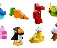 10865 LEGO® DUPLO® Witzige Modelle:   Kreativität ohne Grenzen aus kunterbunten LEGO® DUPLO® Steinen! Baue Modelle