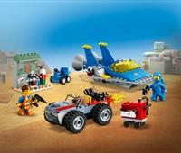 """70821 The LEGO Movie™ 2 Emmets und Bennys Bau- und Reparaturwerkstatt!:   Sei mit diesem THELEGO®MOVIE2™Set """"Emmets und Bennys Bau- und Reparaturw"""