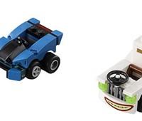 76093 LEGO® DC Universe Super Heroes™ Mighty Micros: Nightwing™ vs. The Joker™*:   Jage mit Nightwing™ dem supercoolen Eiswagen von The Joker hinterher! Schnap