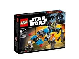 75167 LEGO® Star Wars™ Bounty Hunter Speeder Bike™ Battle Pack*:   Hilf Dengar, Bossk, IG-88 und 4-LOM, die Gesuchten mit dem schnellen Speeder