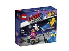 """70841 The LEGO Movie™ 2 Bennys Weltraum-Team:   Flieg mit dem LEGO® Set """"Bennys Weltraum-Team"""" ins Weltall! Lande mit Bennys"""