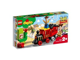 10894 - LEGO® DUPLO® - Toy-Story-Zug:   Beflügel die Fantasie deines kleinen Disney•Pixar ToyStory Fans und begeist