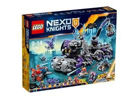 70352 LEGO® Nexo Knights Jestros Monströses Monster-Mobil (MoMoMo:   Fahre mit Macys Buddler los, um es mit Jestros Monströsem Monster-Mobil (MoM