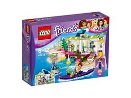 41315 LEGO® Friends Heartlake Surfladen*:   Besuche mit Mia den Heartlake Surfladen, um dort deine ganzen Urlaubseinkäuf