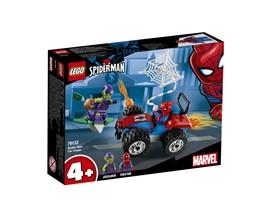 """76133 - LEGO® Marvel Super Heroes™ - Spider-Man Verfolgungsjagd:   Mit dem Set """"Spider-Man Verfolgungsjagd"""" (76133) können junge LEGO® Marvel S"""