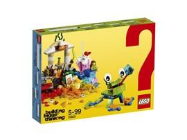 10403 LEGO® Classic Spaß in der Welt*:   Womit kann man die Welt noch schöner machen? Beantworte die Frage mit LEGO®