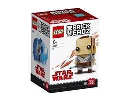 41602 LEGO® Brickheadz:   Baue deine eigene LEGO® BrickHeadz Version von Rey, wie du sie aus dem Film
