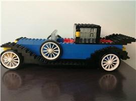 1926 Renault:   Fertiges Lego Modell 1926 Renault               Modell au
