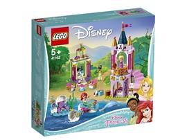 41162 LEGO® Disney Jubiläumsfeier der Prinzessinnen:   Mit diesem besonderen LEGO®l Disney Set spielst du mit drei deiner Liebling