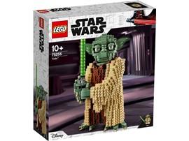 75255 - LEGO® Star Wars™ -Yoda™:   Erweitere die Sammlung eines jeden Fans mit den beiden Yoda-Figuren in einem