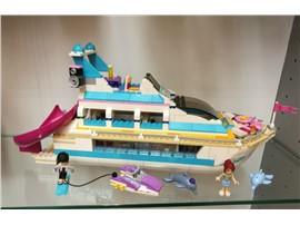 """Yacht 41015:   Fertiges Lego Modell von LEGO®    """"Yacht von Lego Friends 41015""""    Mo"""