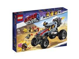 """70829 The LEGO Movie™ 2 Emmets und Lucys Flucht-Buggy!:   Entkomme Stern und Herz im THELEGO®MOVIE2™ Set """"Emmets und Lucys Flucht-B"""