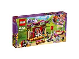 41334 LEGO® Friends Andreas Bühne im Park*: Steh einen Nachmittag lang auf der Bühne des Heartlake City Parks! Am Anfang ste