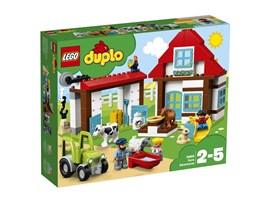 10869 LEGO® DUPLO® Ausflug auf den Bauernhof:   Mit LEGO® DUPLO® Stadt – einer wiedererkennbaren Welt mit modernen LEGO DUPL