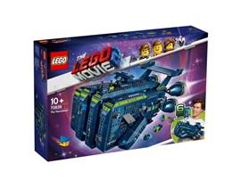 70839 - The LEGO Movie™ 2 - Die Rexcelsior!:   Beim Bauen der Rexcelsior (70839) kommen Kinder in den Genuss einer ganzen G