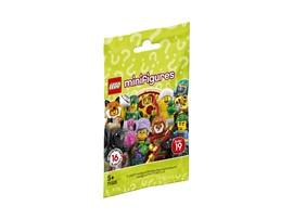 "71025 - LEGO® Minifigures - Serie 19:   Mit dem LEGO® Minifiguren Set ""Serie 19"" (71025) eröffnen sich Kindern völli"