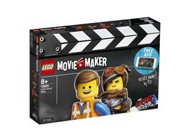 70820 The LEGO Movie™ 2 LEGO® Movie Maker:   Drehe mit dem LEGO®Movie Maker Set deinen eigenen coolen Film. Baue die Fil