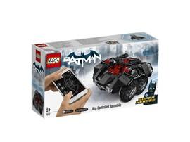 "76112 LEGO® DC Universe Super Heroes™ App-Gesteuertes Batmobile:   Rase mit dem Flitzer aus dem LEGO® DC Super Heroes Set ""App-Gesteuertes Batm"