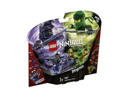70664 LEGO® NINJAGO Spinjitzu Lloyd vs. Garmadon:   Duelliere dich mit SpinjitzuLloyd vs. Garmadon um die Vorherrschaft im Spin